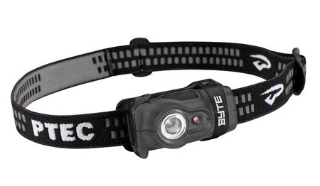 Princeton Tec - Headlamp BYTE - Black - BYT70-BK