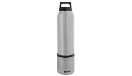 SIGG - Hot&Cold Brushed Vacuum Flask - 1.0L - Silver - 8516.20