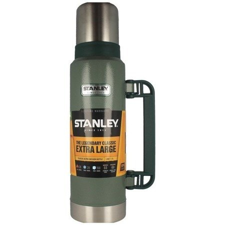 Stanley - Steel thermos Classic 1.3 l green - 10-01032-037