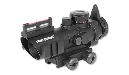 Strike Systems - Tactical Scope 4x32 - Dual Color - 16458