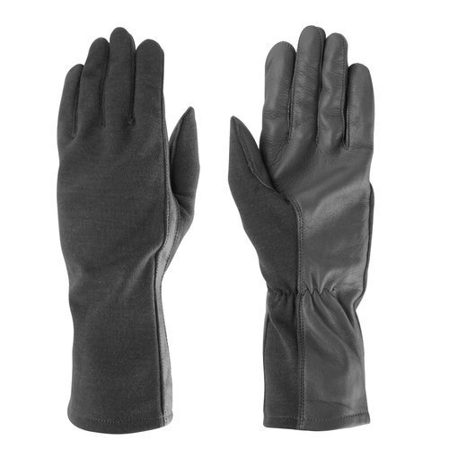 Teesar Inc. - Pilot Nomex Gloves - Black - 12523002