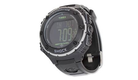Timex - Expedition Shock XL Vibrating Alarm Watch - T49950