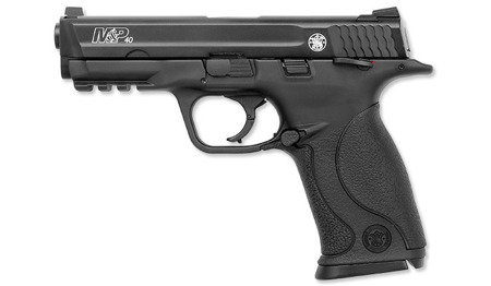 Umarex - AirGun Smith & Wesson M&P 40 TS Blow Back - 4.5 mm - 5.8318