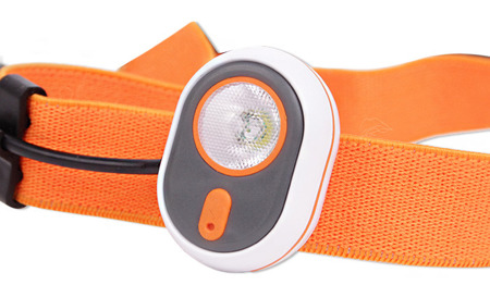Umarex - Headlamp Alpina Sport AS01 - Orange - 3.7210