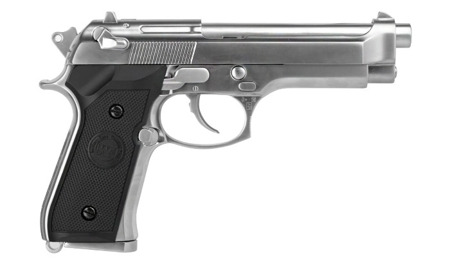 WE - M92 - Chrome Full Metal