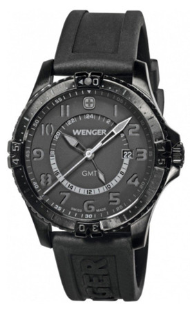 Wenger - Swiss Military Squadron GMT Watch - 77074