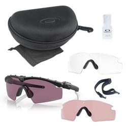 9d06c1cce1c67 Oakley - Okulary balistyczne SI Ballistic M Frame 3.0 Matte Black - 3LS -  OO9146-