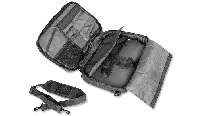 219ce43703ae3 101 Inc. - Torba   Plecak na laptopa Tactical Laptop Bag - Czarny ...