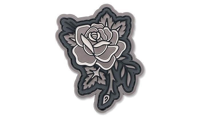 f9868efad1f9a MIL-SPEC MONKEY - Morale Patch - Rose Tattoo - PVC - Urban ...