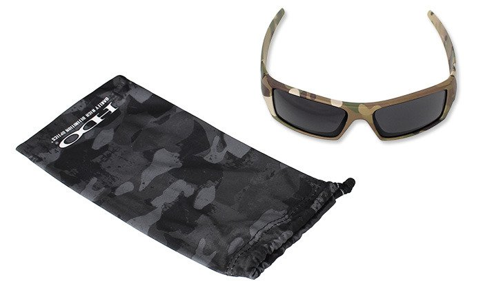 Oakley Okulary SI Gascan Multicam Warm Grey 53 083
