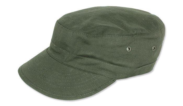 ... Teesar Inc. - Czapka patrolowa Patrol Cap - Zielony OD -12308001 ... 84a232ca6185