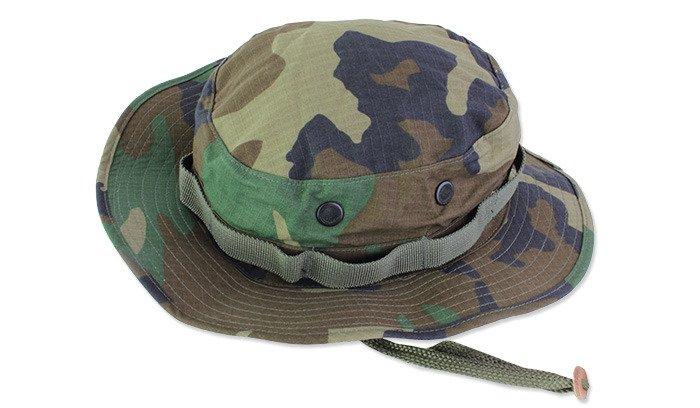 Teesar Inc. - Kapelusz Boonie Hat - RipStop - Woodland - 12325020 ... 45ba55700c24