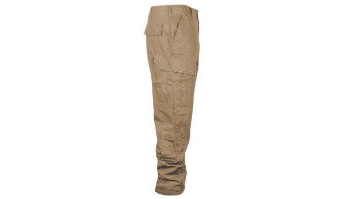 Teesar Inc. Spodnie wojskowe ACU RipStop Coyote Brown 11928005