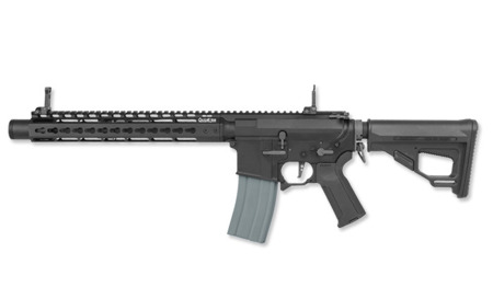 ARES / Amoeba Airsoft - Replika karabinka Octarms 12'' Keymod Assault Rifle - M4-KM12-BK
