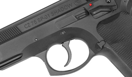 ASG - Replika pistoletu CZ SP-01 SHADOW - CO2 NB - 17653