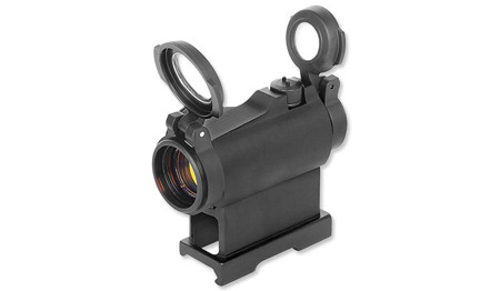 Aim-O - Kolimator T2 Red Dot - QD Mount - AO 5074-BK