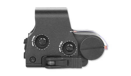 Aim-O - Kolimator XPS 2-Z Red/Green Dot - QD Mount - AO 5062-BK