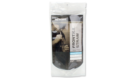 Aquamira - Tactical Frontier™ Straw Water Filter - AQ67109