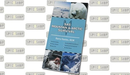 Barry Davies - SAS Mountain and Arctic Survival