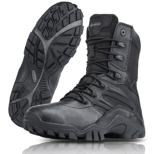 Bates - Buty Delta-8 Side Zip - 2348