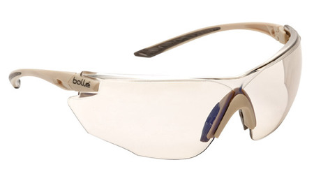 Bolle Tactical - Okulary balistyczne COMBAT - Tan - COMBKITS