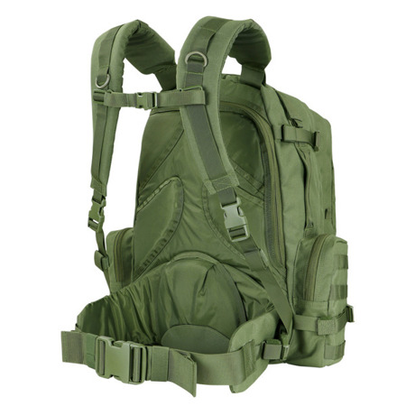 Condor - Plecak wojskowy 3-Day Assault Pack - 50 L - Coyote Brown - 125-498