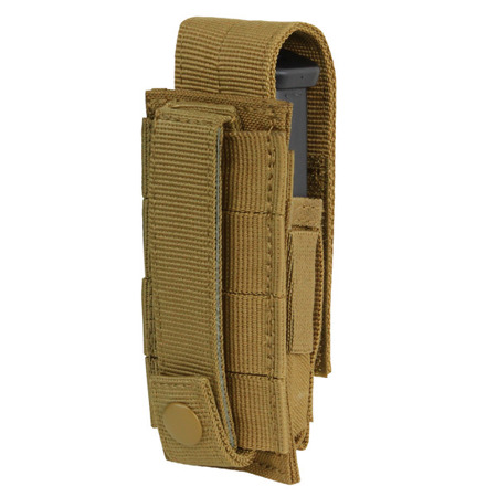 Condor - Single Pistol Mag Pouch - Coyote Brown - MA32-498