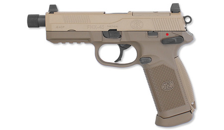 Cybergun - Replika pistoletu FNX-45 Tactical - GBB - Flat Dark Earth - 200503