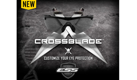 ESS - Okulary balistyczne Crossblade NARO Unit Issue Kit - EE9034-01