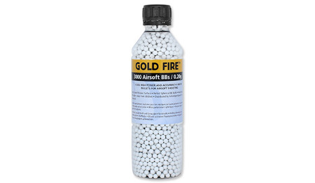 Gold Fire - Kulki BB - 0,20g - 3000szt. - 14160