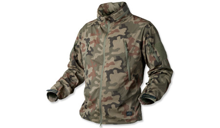 Helikon - Kurtka Trooper Soft Shell Jacket - StormStretch® - Pantera Leśna - KU-TRP-NL-04