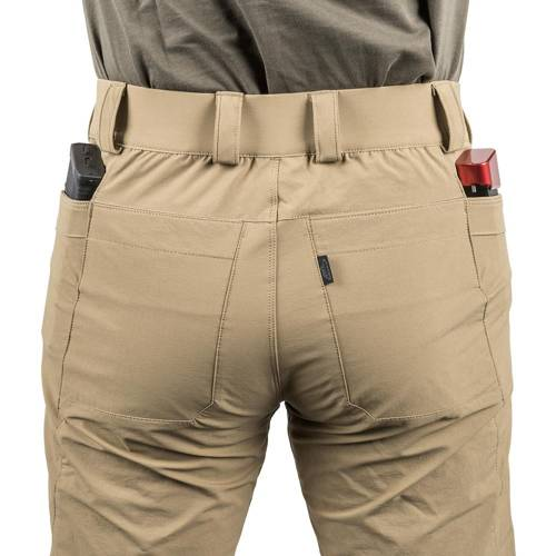 Helikon - Spodnie CTP® (Covert Tactical Pants®) - VersaStretch® - Czarny - SP-CTP-NL-01