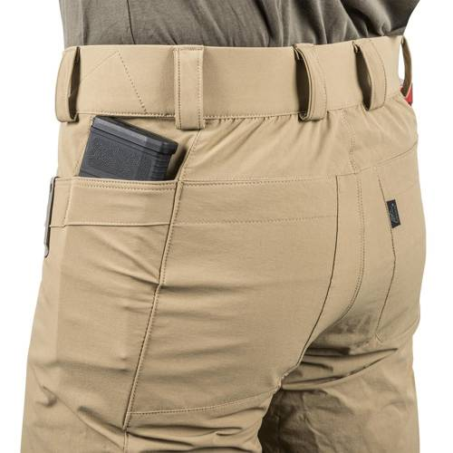 Helikon - Spodnie CTP® (Covert Tactical Pants®) - VersaStretch® - Khaki - SP-CTP-NL-13
