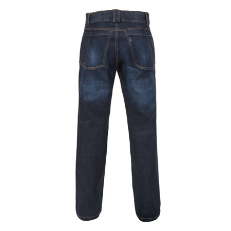 Helikon - Spodnie Greyman Tactical Jeans® - Denim Mid - Denim Blue - SP-GTJ-DD-31