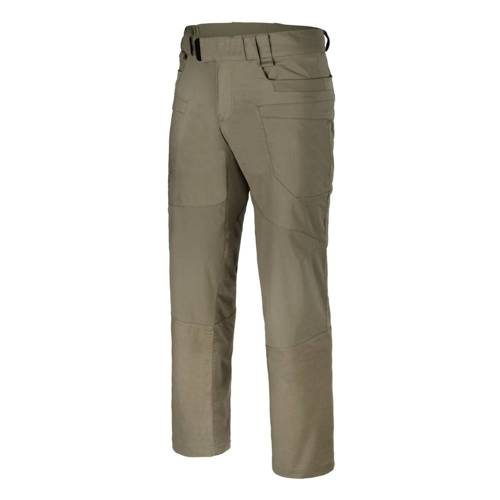 Helikon - Spodnie Hybrid Tactical Pants® - PolyCotton Ripstop - Adaptive Green - SP-HTP-PR-12
