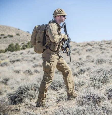 Helikon - Spodnie MBDU® (Modern Battle Dress Uniform®) - NyCo Ripstop - PenCott® WildWood™ - SP-MBD-NR-45