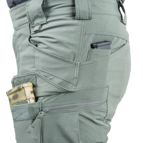 Helikon - Spodnie OTP® (Outdoor Tactical Pants®) - VersaStretch® - Czarny - SP-OTP-NL-01