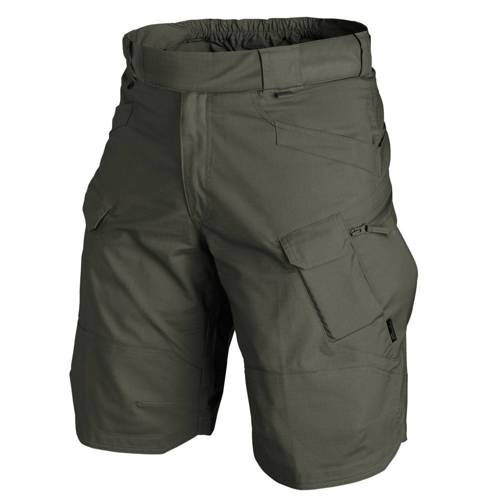 Helikon - Szorty Urban Tactical Shorts - Taiga Green - SP-UTK-PR-09