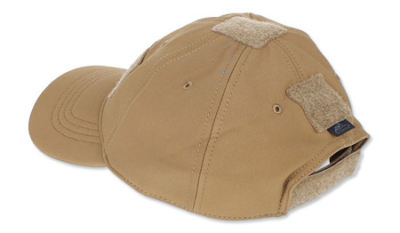 Helikon - Zimowa czapka z daszkiem Tactical Winter Cap - Coyote Brown - CZ-BBW-FS-11