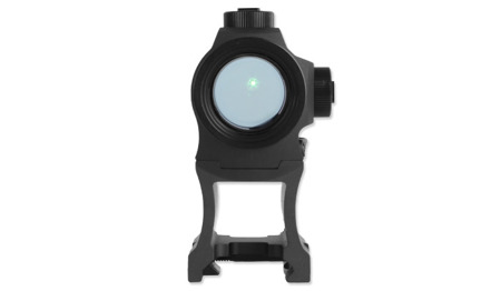 Holosun - Kolimator HE403B-GR Elite Green Dot - Low mount & 1/3 Co-witness Mount