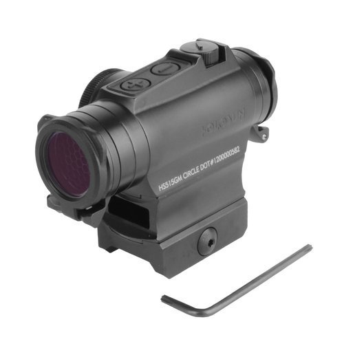 Holosun - Kolimator HS515GM Dot & Circle Multi Reticle - Killflash