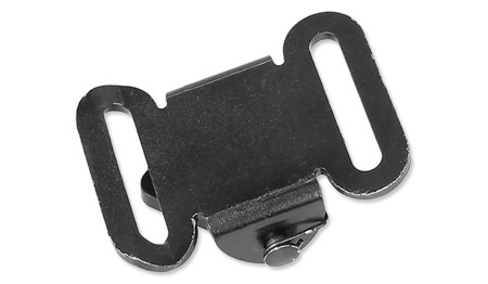 ITW Nexus - Klamra regulator Quick Release Buckle - Czarny