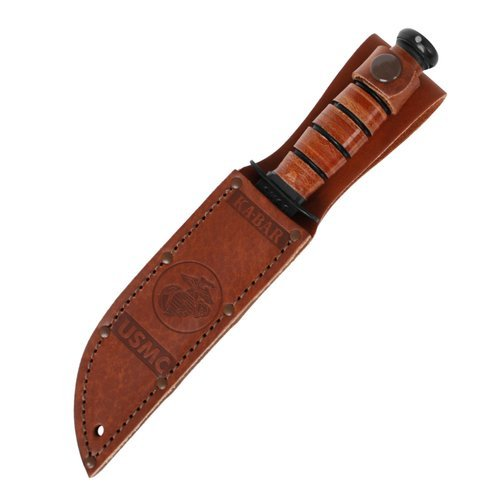 Ka-Bar 1250 - Nóż - Short USMC