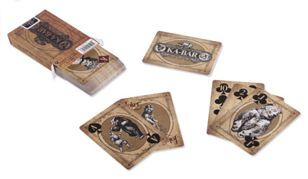 Ka-Bar 9914 - Karty do gry - KA-BAR® Playing Cards