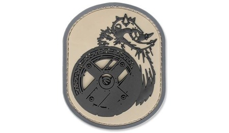 MIL-SPEC MONKEY - Morale Patch - Berserker - PVC - UCP