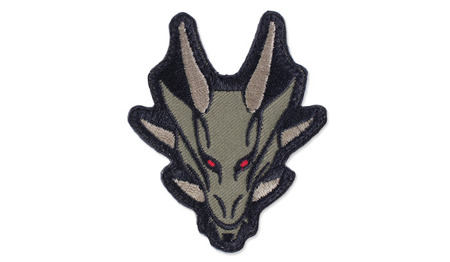 MIL-SPEC MONKEY - Morale Patch - Dragonhead - Forest