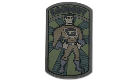 MIL-SPEC MONKEY - Morale Patch - Goodguy - PVC - Forest