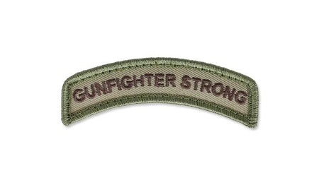 MIL-SPEC MONKEY - Morale Patch - Gunfighter Strong - Multicam