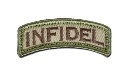 MIL-SPEC MONKEY - Morale Patch - Infidel - Multicam
