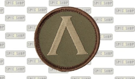 MIL-SPEC MONKEY - Morale Patch - Lambda - Forest